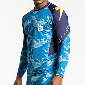 스톰 래쉬가드 -Storm 'Know Wave' Long Sleeve Rash Guard