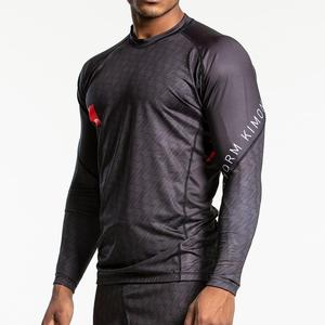 스톰 래쉬가드 -Storm 'Standard Issue' Long Sleeve Rash Guard - Black/Charcoal